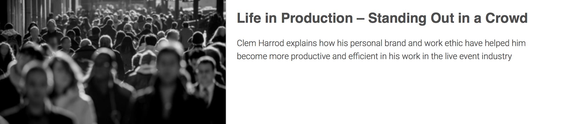 ClemCo AV life-production-standing-crowd/